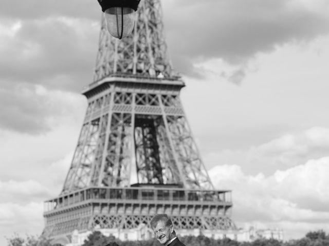 Le mariage de David et Elle à Paris, Paris 168