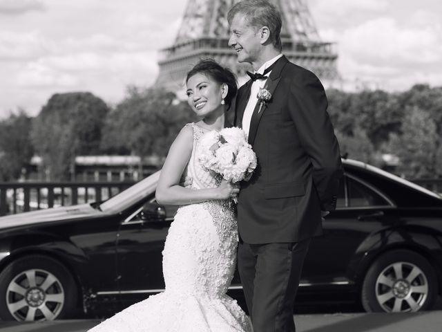 Le mariage de David et Elle à Paris, Paris 169