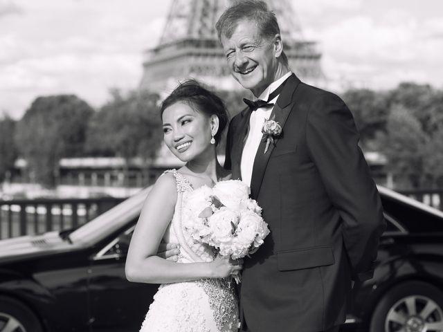 Le mariage de David et Elle à Paris, Paris 170