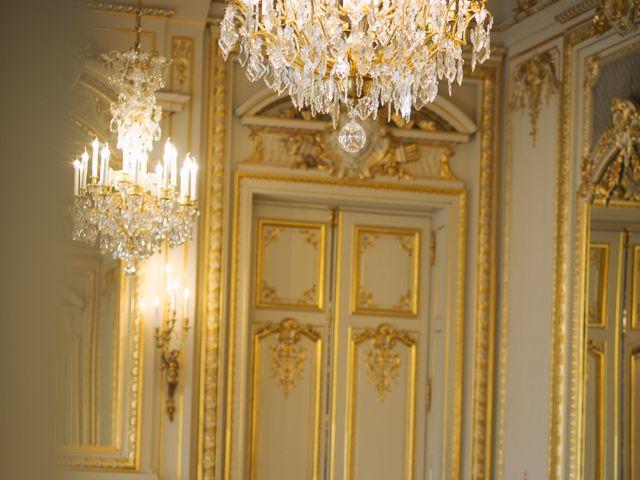 Le mariage de David et Elle à Paris, Paris 182