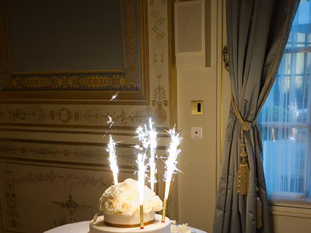 Le mariage de David et Elle à Paris, Paris 200