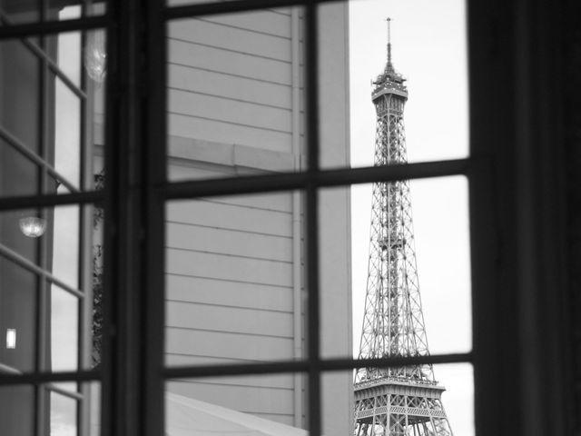 Le mariage de David et Elle à Paris, Paris 208