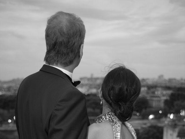 Le mariage de David et Elle à Paris, Paris 212