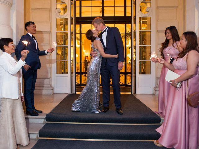 Le mariage de David et Elle à Paris, Paris 215