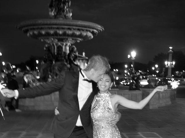 Le mariage de David et Elle à Paris, Paris 220