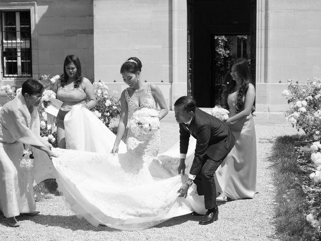 Le mariage de David et Elle à Paris, Paris 43