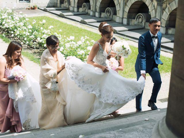 Le mariage de David et Elle à Paris, Paris 45