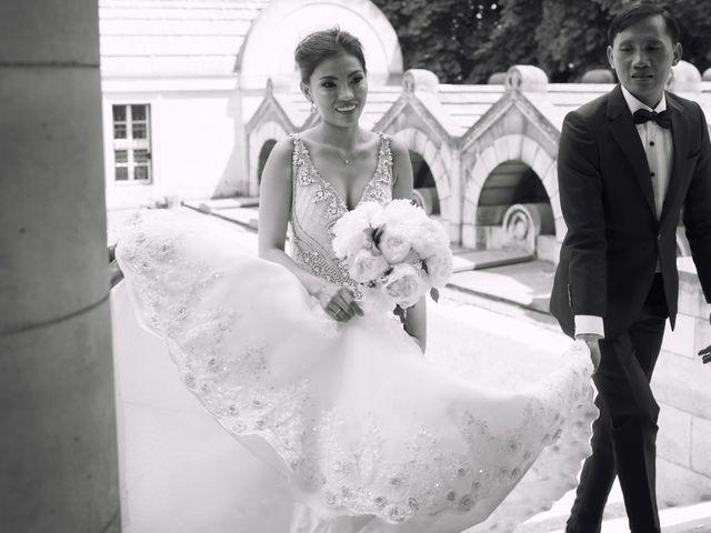 Le mariage de David et Elle à Paris, Paris 46
