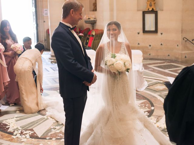 Le mariage de David et Elle à Paris, Paris 57