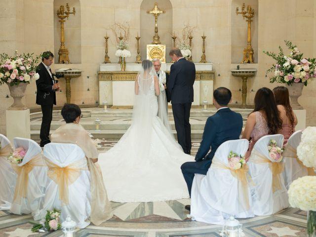 Le mariage de David et Elle à Paris, Paris 58