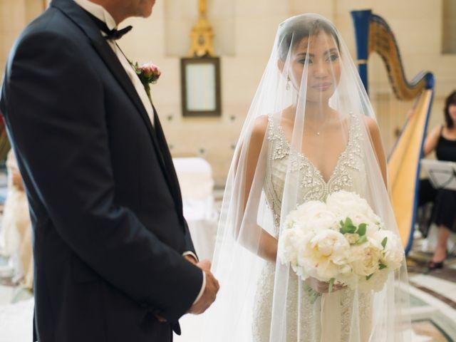 Le mariage de David et Elle à Paris, Paris 61