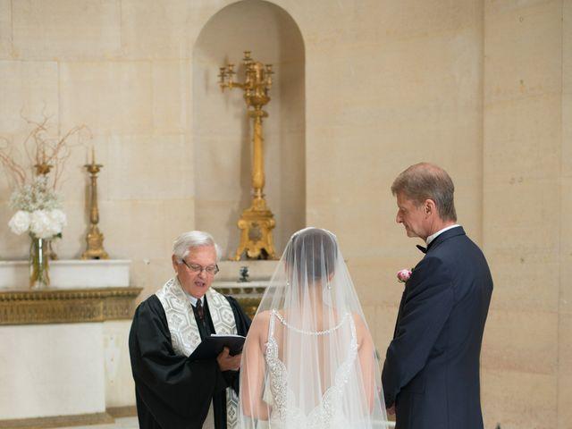 Le mariage de David et Elle à Paris, Paris 69