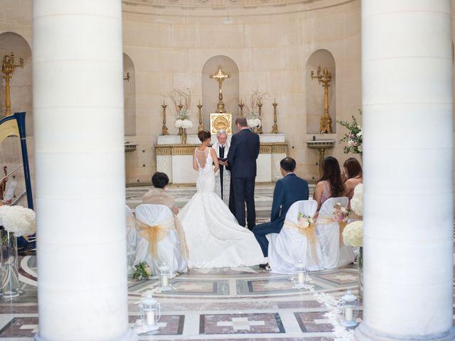 Le mariage de David et Elle à Paris, Paris 82