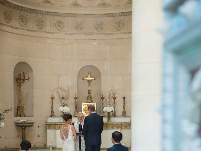 Le mariage de David et Elle à Paris, Paris 83