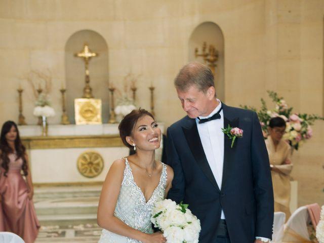 Le mariage de David et Elle à Paris, Paris 87