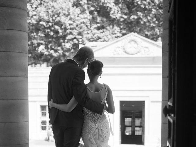 Le mariage de David et Elle à Paris, Paris 89