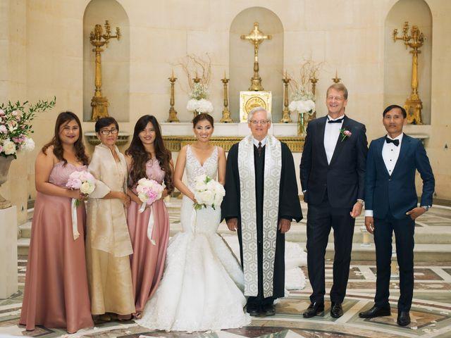 Le mariage de David et Elle à Paris, Paris 92