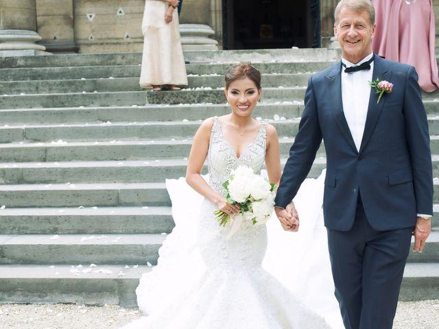 Le mariage de David et Elle à Paris, Paris 97