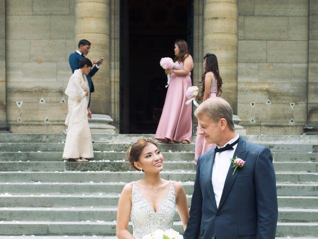 Le mariage de David et Elle à Paris, Paris 98