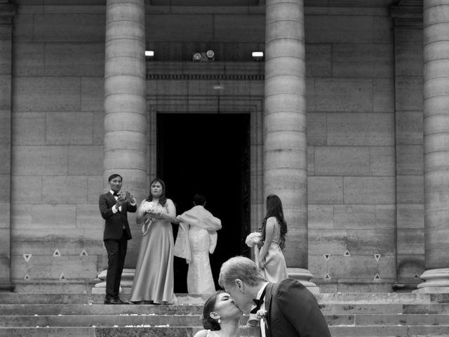 Le mariage de David et Elle à Paris, Paris 99