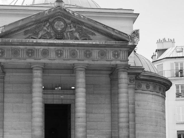 Le mariage de David et Elle à Paris, Paris 100