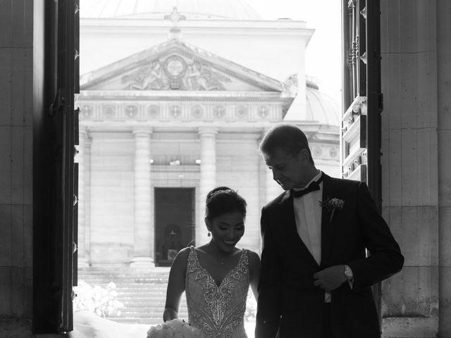 Le mariage de David et Elle à Paris, Paris 101