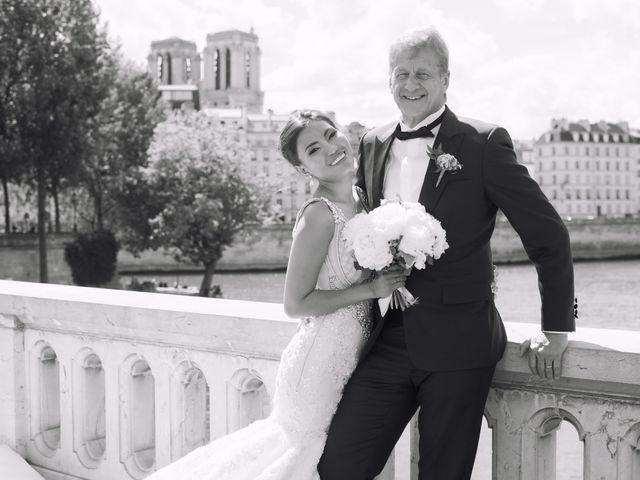 Le mariage de David et Elle à Paris, Paris 225