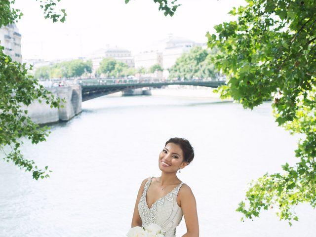 Le mariage de David et Elle à Paris, Paris 226