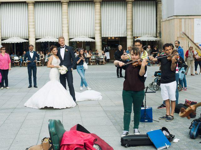 Le mariage de David et Elle à Paris, Paris 228