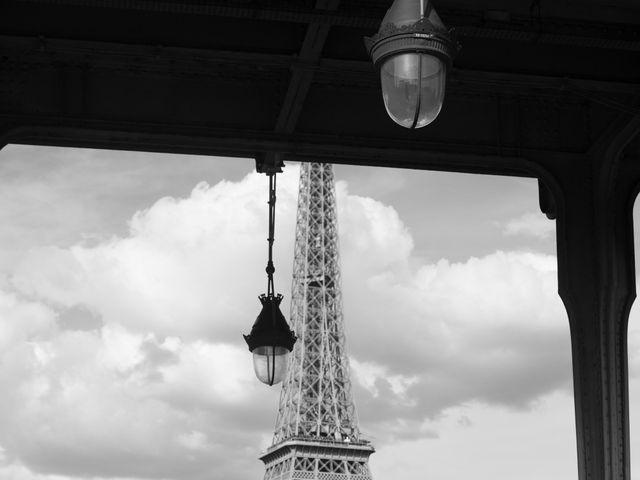 Le mariage de David et Elle à Paris, Paris 230