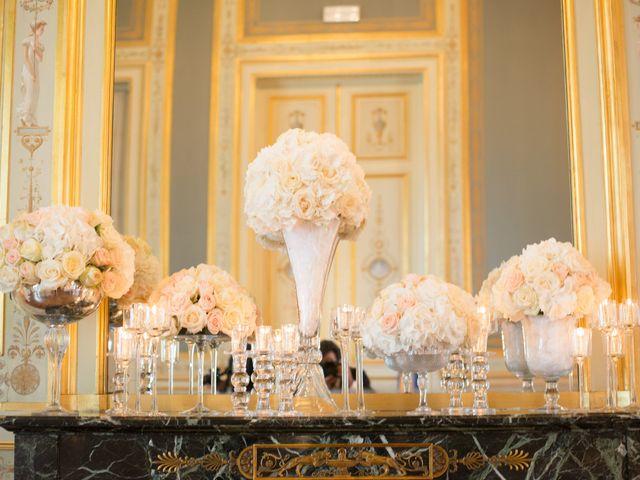 Le mariage de David et Elle à Paris, Paris 234