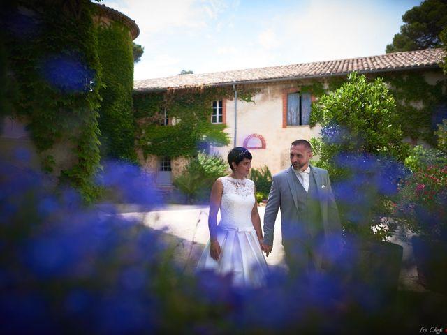 Le mariage de Olivier et Aurélie  à Piolenc, Vaucluse 17