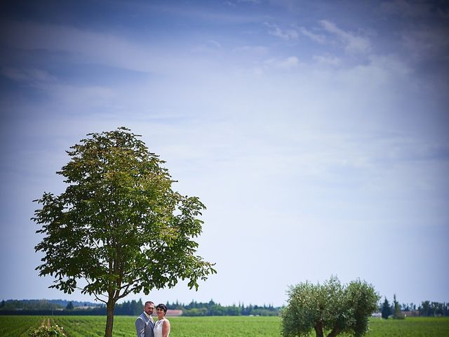 Le mariage de Olivier et Aurélie  à Piolenc, Vaucluse 20
