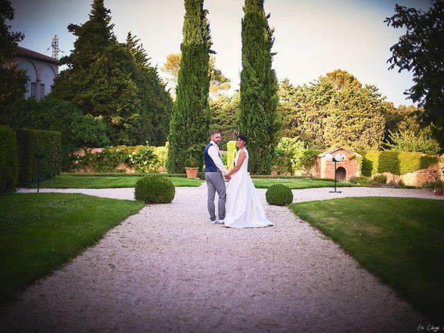 Le mariage de Olivier et Aurélie  à Piolenc, Vaucluse 57