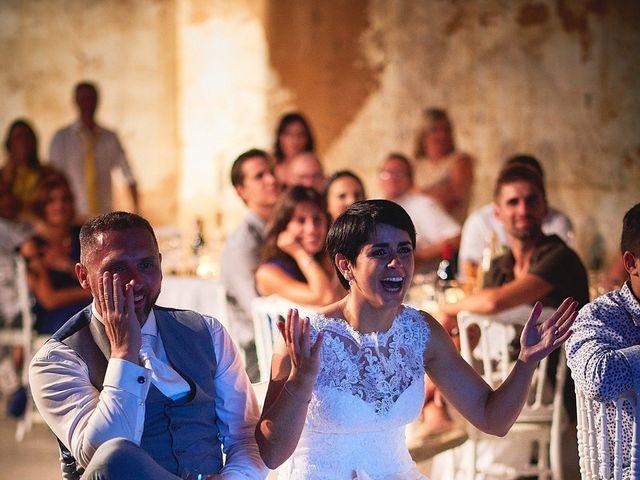 Le mariage de Olivier et Aurélie  à Piolenc, Vaucluse 64