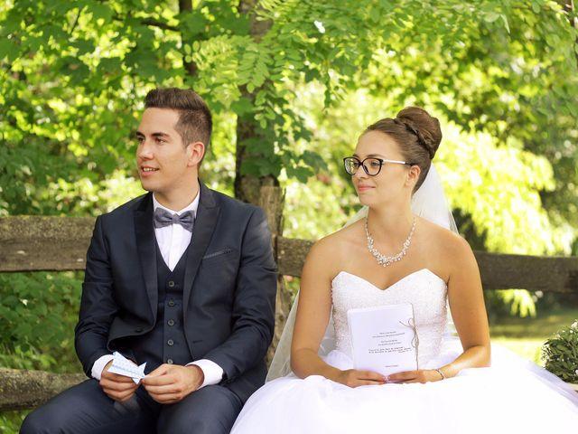 Le mariage de Valentin et Justine à Allan, Drôme 21