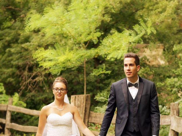 Le mariage de Valentin et Justine à Allan, Drôme 29