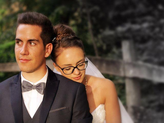 Le mariage de Valentin et Justine à Allan, Drôme 44