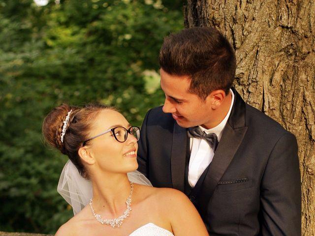 Le mariage de Valentin et Justine à Allan, Drôme 46