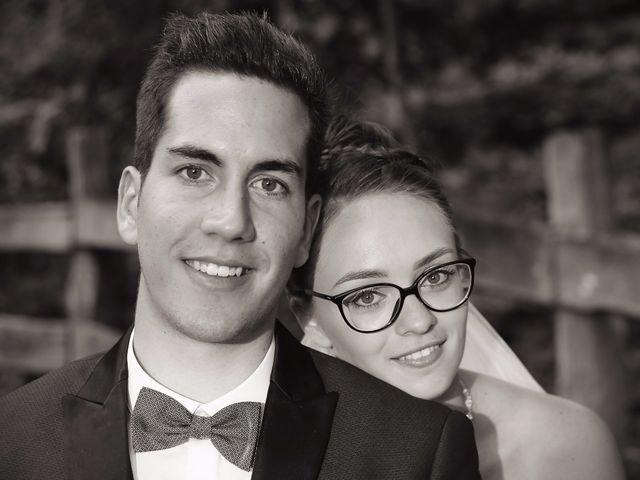 Le mariage de Valentin et Justine à Allan, Drôme 47