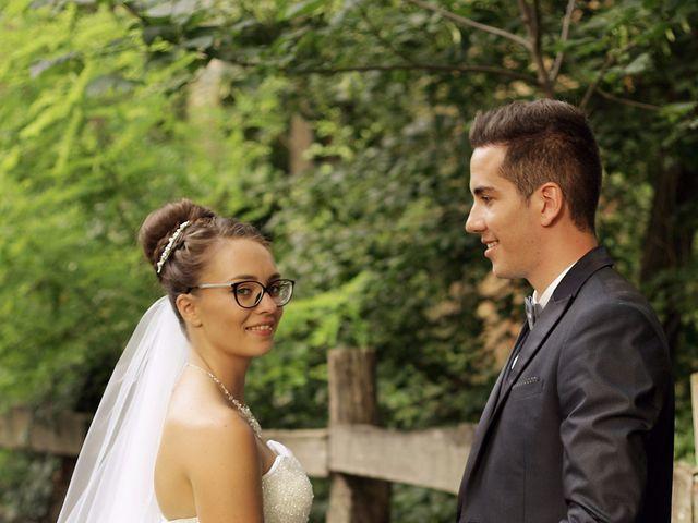 Le mariage de Valentin et Justine à Allan, Drôme 53