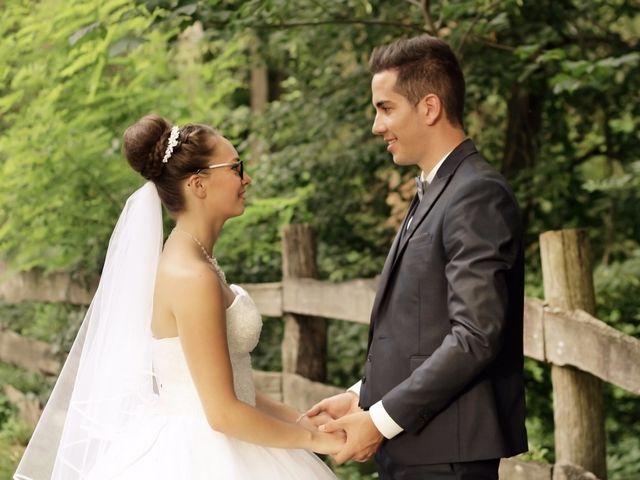 Le mariage de Valentin et Justine à Allan, Drôme 54