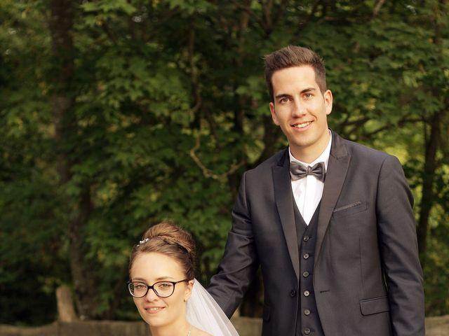 Le mariage de Valentin et Justine à Allan, Drôme 56
