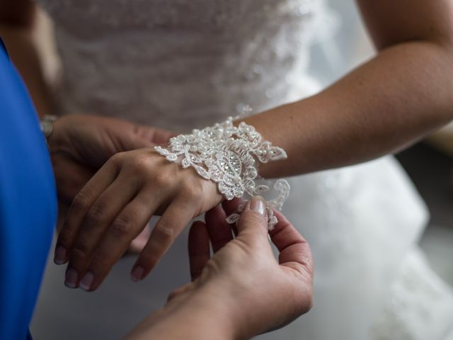 Le mariage de DIdier et Elodie à Hinges, Pas-de-Calais 2