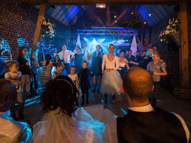 Le mariage de DIdier et Elodie à Hinges, Pas-de-Calais 44