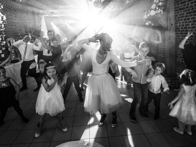 Le mariage de DIdier et Elodie à Hinges, Pas-de-Calais 46