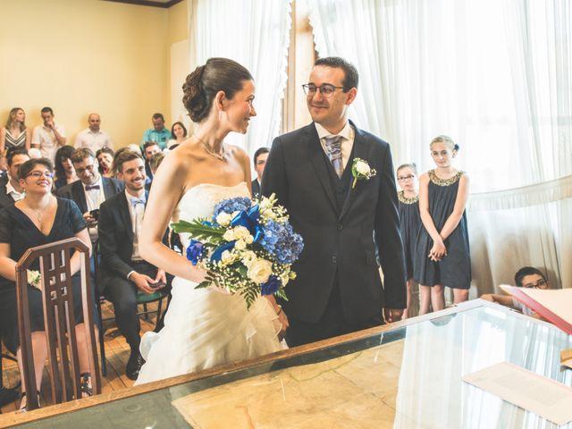 Le mariage de Adrien et Pauline à Roiffieux, Ardèche 12