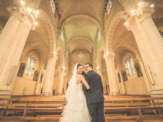 Le mariage de Adrien et Pauline à Roiffieux, Ardèche 22