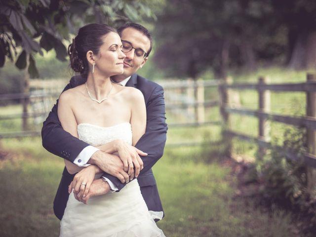 Le mariage de Adrien et Pauline à Roiffieux, Ardèche 38