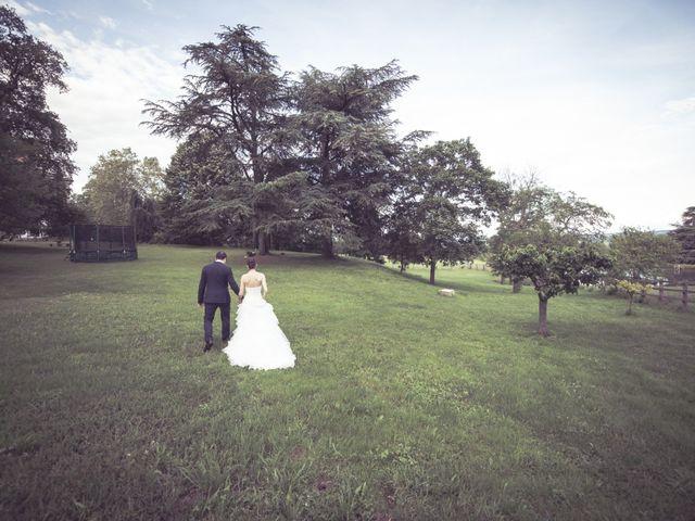 Le mariage de Adrien et Pauline à Roiffieux, Ardèche 40